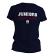 Eisbären Juniors HOCKEY - Adult T-Shirt - Blau - Gr. S