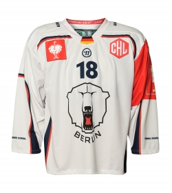 CHL Kids-Jersey 2018-19 - White