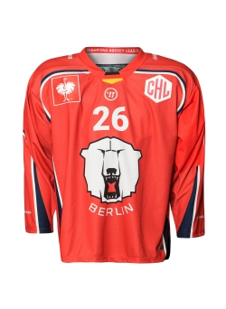 CHL Kids-Jersey 2018-19 - Red