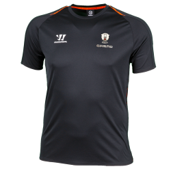 Juniors TeamWear 2020-21 - ADULT - Covert Tech Tee - Black