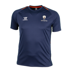 EBJ Regio - ADULT - TeamWear 2020-21 - Covert Tech Tee - Navy