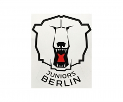 Sticker - logo Juniors 4,5cm