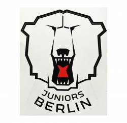 Sticker - logo Juniors 8cm