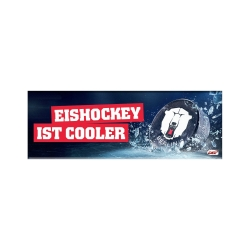 Sticker - Ice hockey is cooler