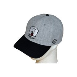 Basecap Warrior - Grey - Logo