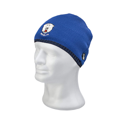 Eisbären Berlin - ADULT - TeamWear 20-21 - Warrior Team Beanie - blue-white