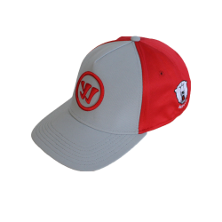 Eisbären Berlin - ADULT - TeamWear 19-20 - Warrior Flatpeak Cap - RED