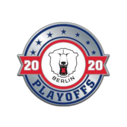 Eisbären Berlin - PIN - Playoffs 2020