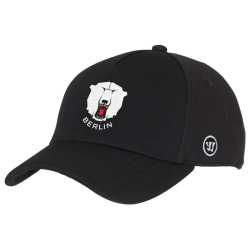 Eisbären Berlin - ADULT - TeamWear 19-20 - Team Cap - BLACK