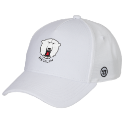 Eisbären Berlin - ADULT - TeamWear 19-20 - Team Cap - WHITE