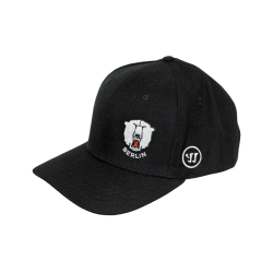Eisbären Berlin - ADULT - TeamWear 19-20 - Team Snapback Cap - BLACK