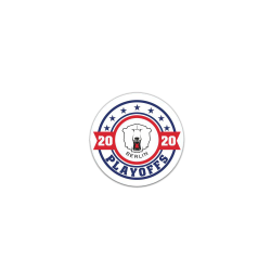 Eisbären Berlin - PIN - Playoffs 2020 - 3D