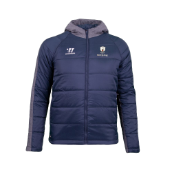 Juniors TeamWear 2020-21 - ADULT - Covert Stadium Jacket - Navy