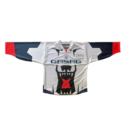 Trikot 2018-19 - WARM-UP - 40 - Kevin Poulin - Gr: L