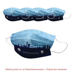 BUNDLE - Eisbären Berlin - Maske - Skyline - 5er Set
