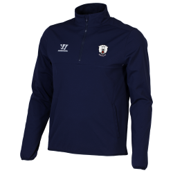 Eisbären Berlin - ADULT - TeamWear 19-20 - Alpha 1/2 Zip Windblocker - navy