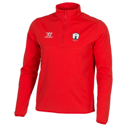 Eisbären Berlin - ADULT - TeamWear 19-20 - Alpha 1/2 Zip Windblocker - rot