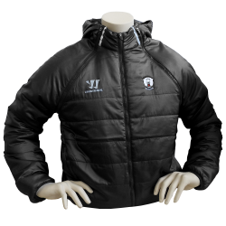 Team Wear - Warrior - Alpha 3-1 Jacket - schwarz - Gr: L